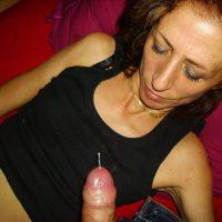 Nadine, vieille cochonne 56 ans, encore opé pour niquer